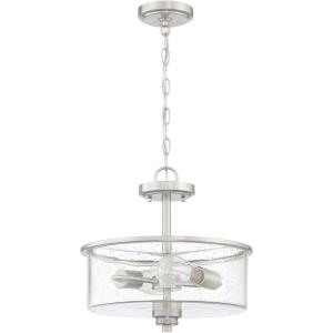 Bolden - Two Light Convertible Semi-Flush Mount