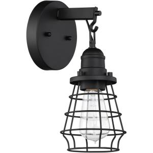 Thatcher - One Light Cage Wall Sconce