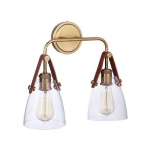 Hagen - Two Light Wall Sconce