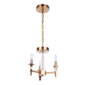 Tarryn - Three Light Convertible Semi-Flush Mount - 11 inches wide by 12.5 inches high