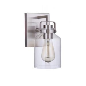 Foxwood - One Light Wall Sconce