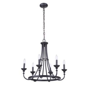 Marlowe - Six Light Chandelier