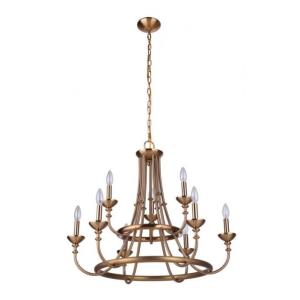 Marlowe - Nine Light Chandelier