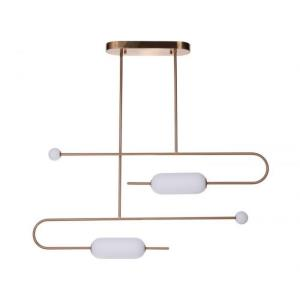 Tuli - 31.52W LED Island - 6.9 inches wide by 20.38 inches high