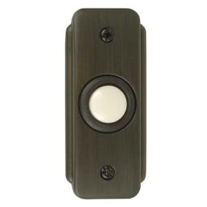 Recessed Door Bell Push Button