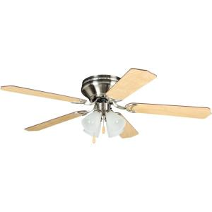 Brilliante - 52 Inch Ceiling Fan with Light Kit