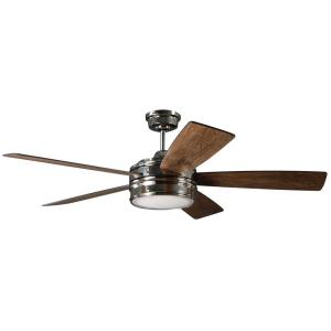 Braxton - 52 Inch Ceiling Fan with Light Kit