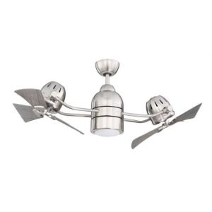 Bellows Duo - 50 Inch Ceiling Fan with Light Kit
