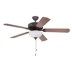 """Pro 201 - 52"""" Ceiling Fan with Light Kit"""
