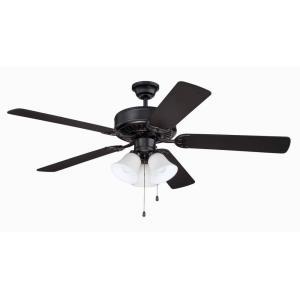 """Pro 205 - 52"""" Ceiling Fan with Light Kit"""