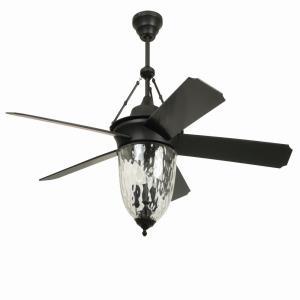Cavalier 52 Inch Ceiling Fan with Light Kit