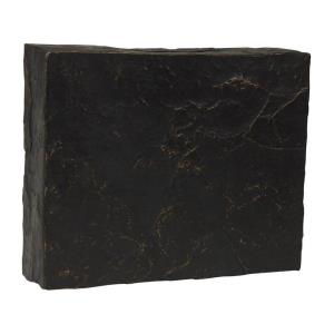 Rectangle Faux Stone Chime