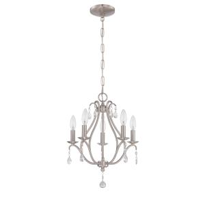 Five Light Mini Chandelier