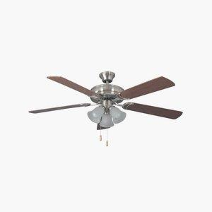 Decorator's Choice - 52 Inch Dual Mount Ceiling Fan