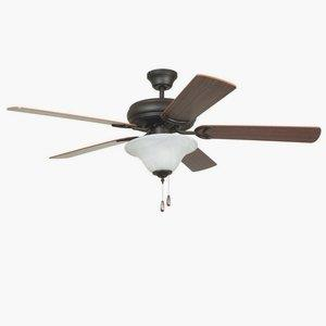 Decorator's Choice - 52 Inch Dual Mount Ceiling Fan