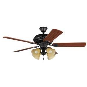 "Grandeur - 52"" Dual Mount Ceiling Fan"
