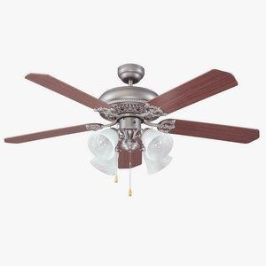 "Manor - 52"" Dual Mount Ceiling Fan"