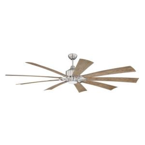 Eastwood - 70 Inch Ceiling Fan with Light Kit