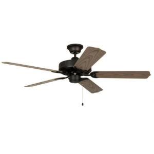 All Weather - Ceiling Fan in Outdoor Style - 52 inches wide by 13 inches high