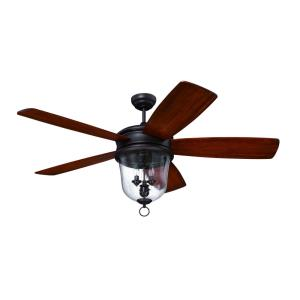 Fredericksburg - 60 Inch Ceiling Fan With Light Kit