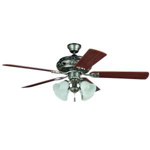 Grandeur - 52 Inch Ceiling Fan With Light Kit