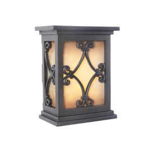 10.25 Inch LED Outdoor Scroll Chime