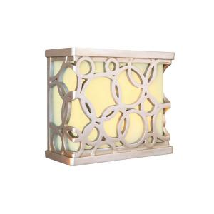 10 Inch LED Outdoor Carved Circular Chime