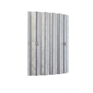 Chimes - 7.75 Inch Recessed Corrugated Chime