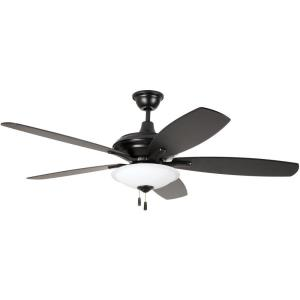 """Jamison - 52"""" Ceiling Fan with Light Kit"""