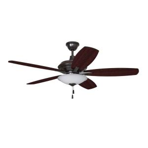 Jamison - 52 Inch Ceiling Fan with Light Kit
