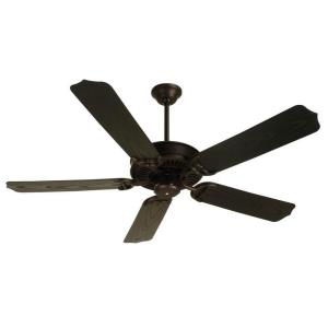 Porch - Ceiling Fan - 52 inches wide by 14.75 inches high