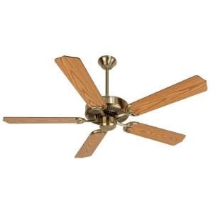 "Contractors Design - 52"" Ceiling Fan"