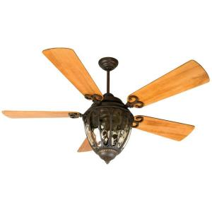 Olivier - 70 Inch Ceiling Fan with Light Kit