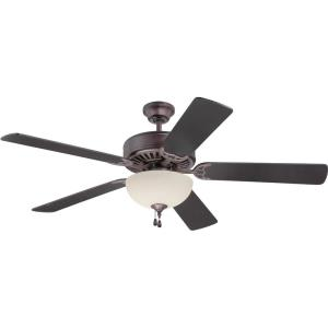 Pro Builder 201 - 52 InchCeiling Fan with Light Kit