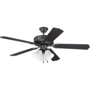 "Pro Builder 205 - 52"" Ceiling Fan with Light Kit"