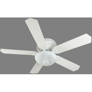 """Pro Contemporary - 52"""" Ceiling Fan with Light Kit"""