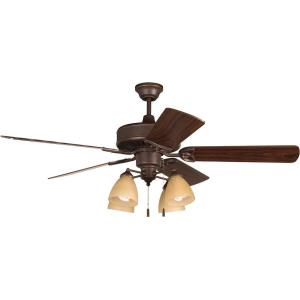 """American Tradition - 52"""" Ceiling Fan with Light Kit"""
