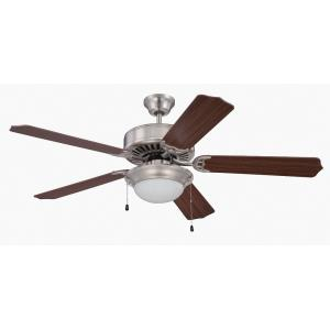 Pro Builder 209 - 52 Inch Ceiling Fan with Light Kit