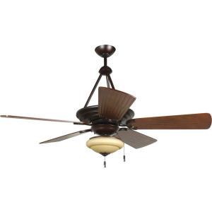 "Metro - 52"" Ceiling Fan with Light Kit"