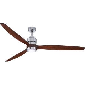 Sonnet - 70 Inch Ceiling Fan with Light Kit