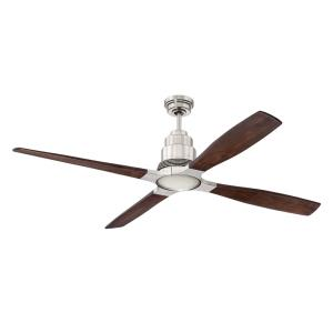 "Ricasso - 60"" Ceiling Fan with Light Kit"