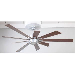 Katana - 72 Inch Ceiling Fan with Light Kit
