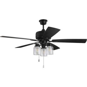 Kate - 52 Inch 5 Blade Ceiling Fan with Light Kit