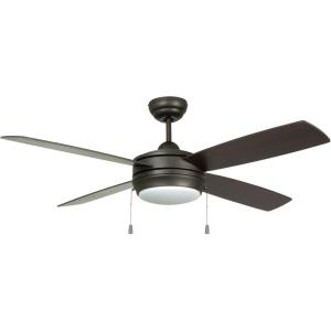 Laval - 52 Inch Ceiling Fan with Light Kit