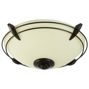 Elegance - Two Light Bowl Light Kit in Traditional Style - 13.7 inches wide by 4.5 inches high