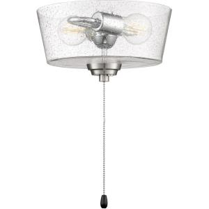 Universal - 10.64 Inch 14W 2 LED Bowl Light Kit