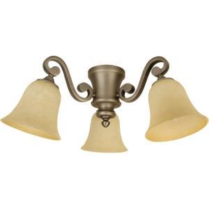 Accessory - 14.5 Inch 39W 3 LED Universal Fan Light Kit