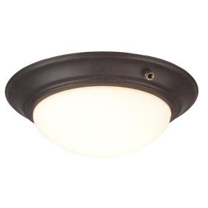 Acxcessory - 2 Light Fan Bowl Light Kit in Traditional Style - 11 inches wide by 5.5 inches high