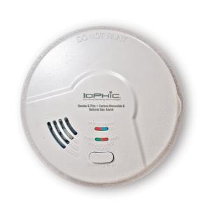 Dc Battery Carbon Monoxide Alarm