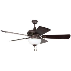 "Mia - 52"" Ceiling Fan with Light Kit (Blades Sold Separately)"